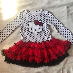 Other - Hello Kitty Long Sleeved Dress❤️